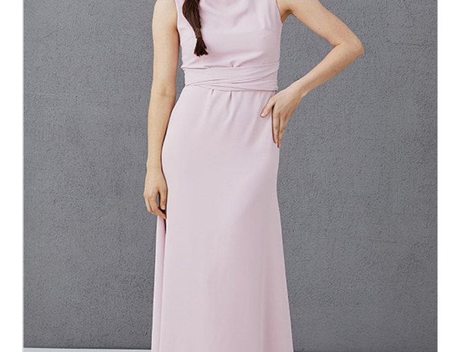 Evening dress KATE pink