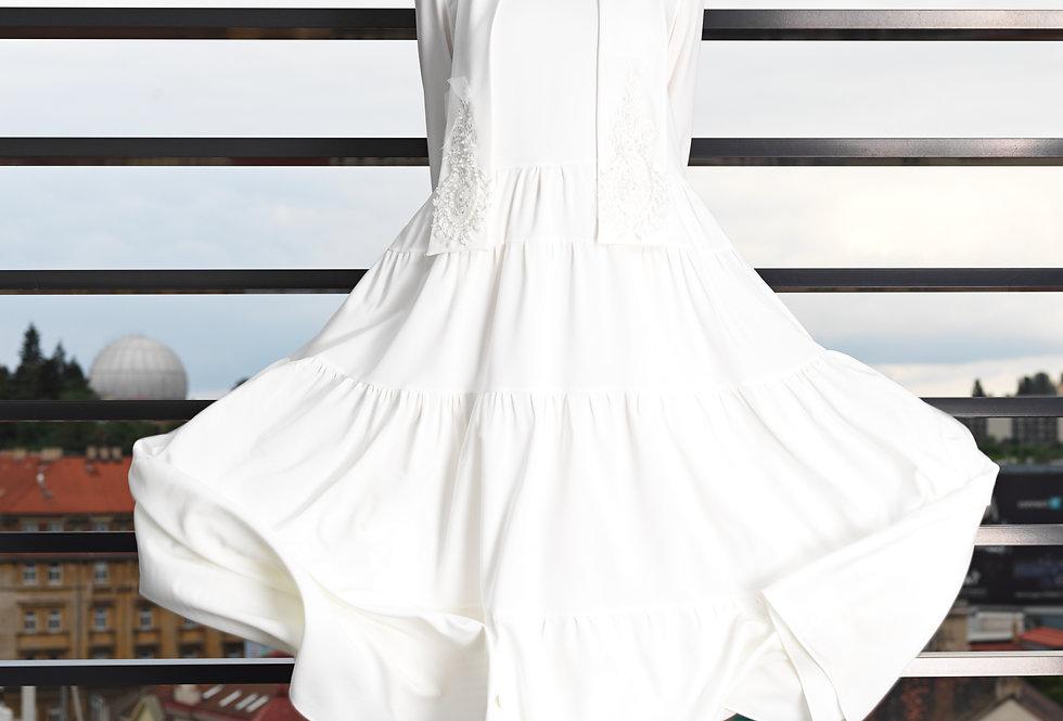 Wedding dress NAIMA - tailor made
