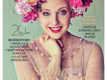 TALABAYA v červnovém vydání Marianne