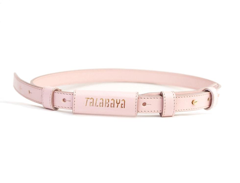 Belt TALABAYA pink