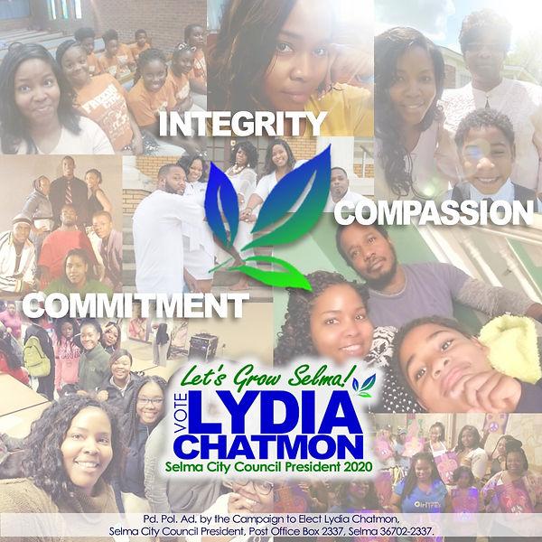 CHATMON 2020 - Integrity Commitment Comp