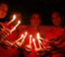 World AIDS Day Candle Vigil