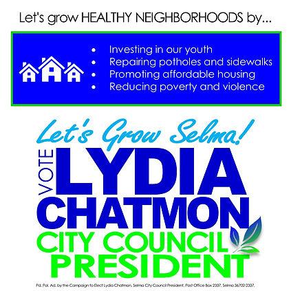 CHATMON 2020 - Healthy Neighborhoods (1)