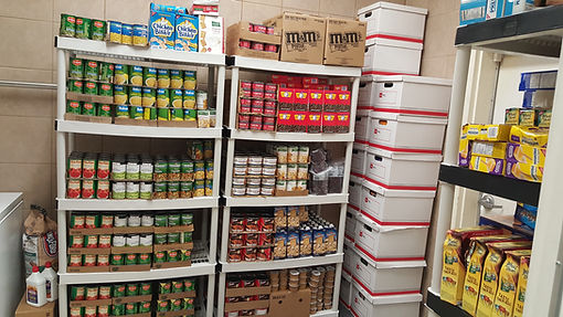 Selma AIR Food Bank