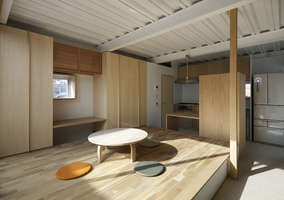 西田辺の家