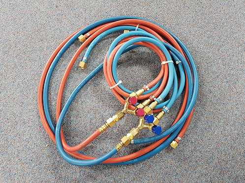 Piping set for joining 2 Safeflame units together - SFP1000