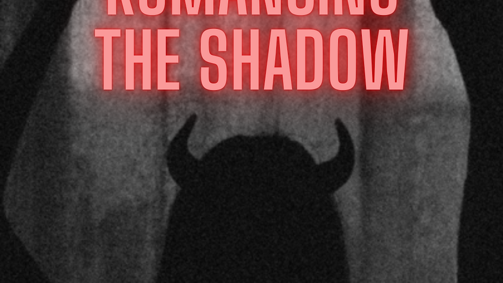 Romancing the Shadow: A Shadow Work Course