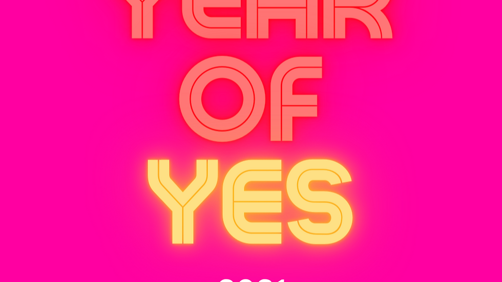 Year of YES: 2021 Transformation Coaching Program