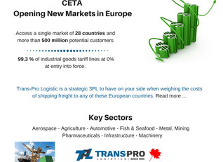 Reach New Markets in Europe $$$