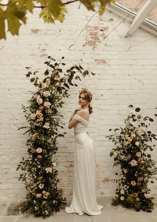Garthmyl Hall Shoot - Emma Jane Floral Design