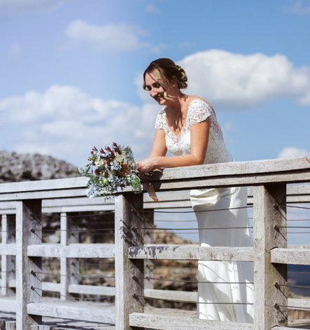 Wedding flowers as carefree as you are, by Emma Jane Floral Design