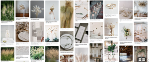 Emma jane floral design snips and image from pinterest wedding inspiration board titles neutral on neutral