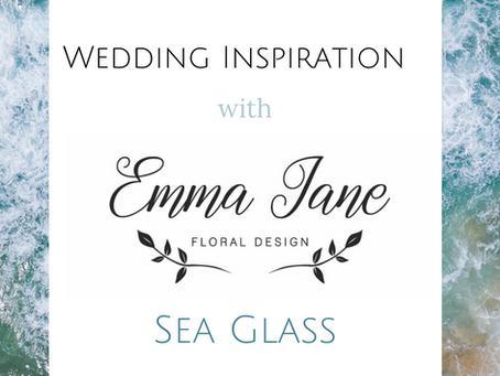 Mid Week Wedding Inspiration - Sea Glass