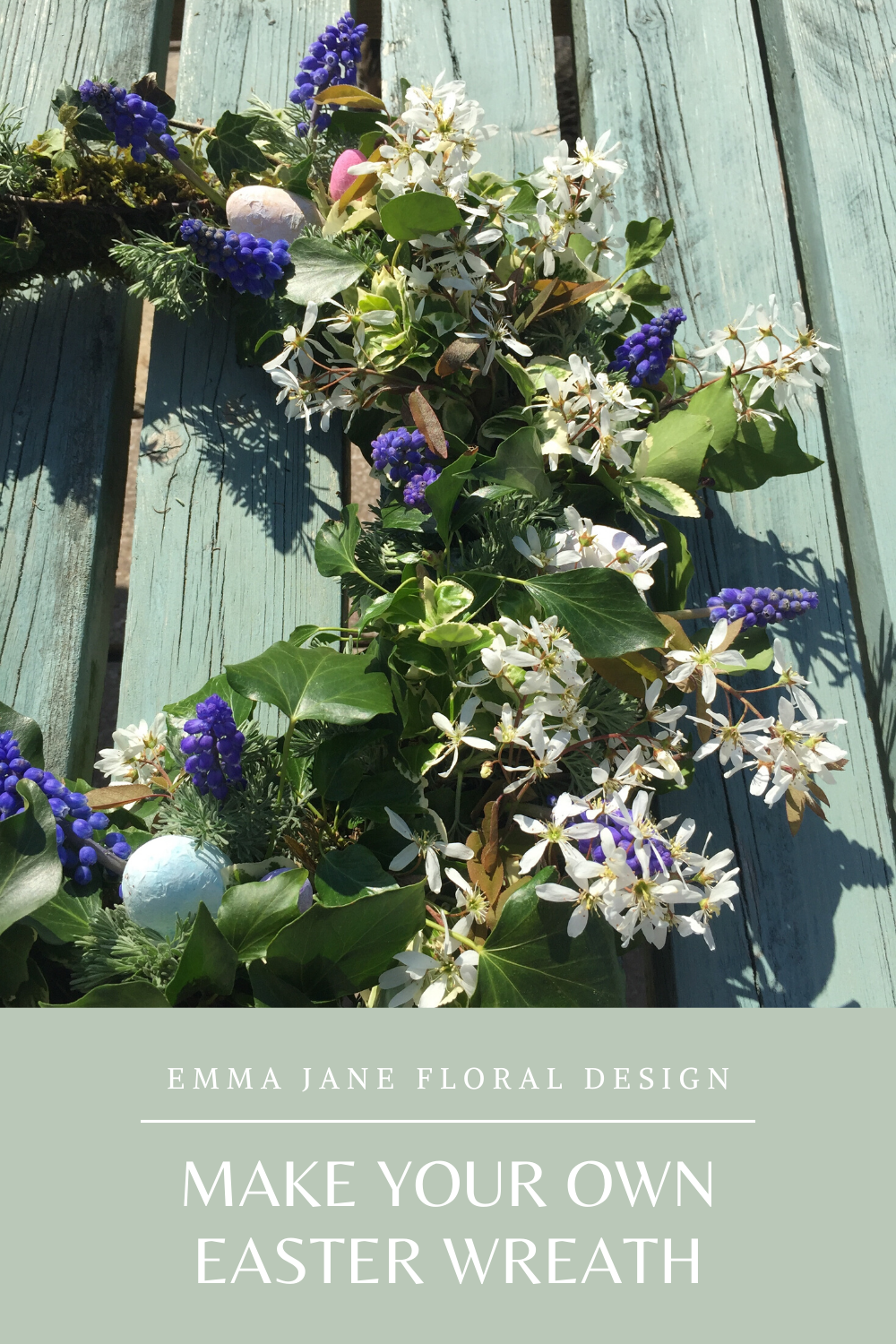 Make Your Own Easter Wreath With Emma Jane Floral Design