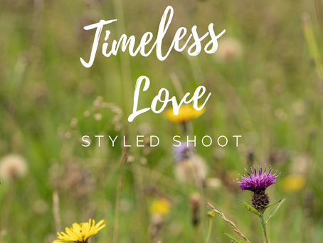 Behind the Scenes - Timeless Love Shoot