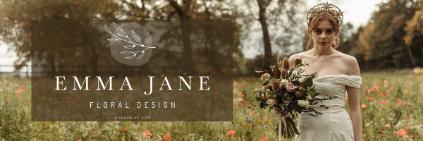 Emma Jane Floral Design Wedding Bouquet