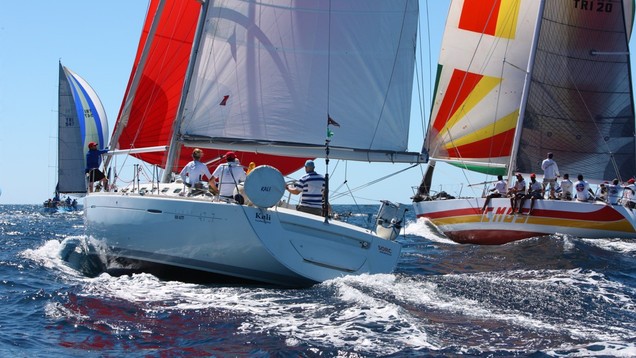 BENETEAU FIRST 47.7 RACING YACHT CHARTER