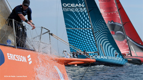 VO70 OCEAN BREEZE RACING YACHT CHARTER
