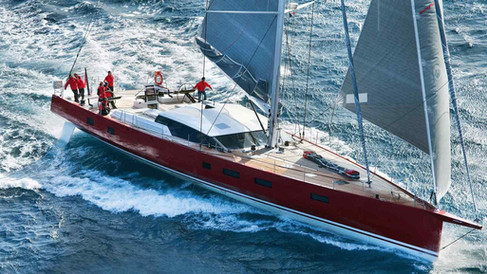 NOMAD IV RACING YACHT CHARTER