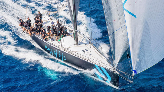 WAY OF LIFE RACING YACHT CHARTER