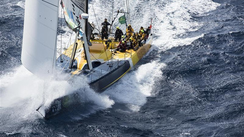 VO70 MONSTER PROJECT RACING YACHT CHARTER