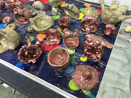 Sculptors in Rang 3