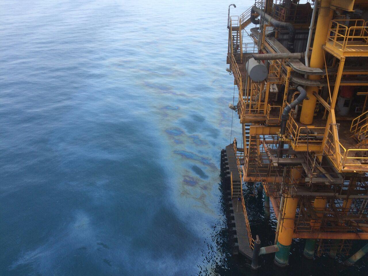 Marine Oil Spill
