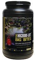 MICROBEACT/ Big Bites Floating Pellets