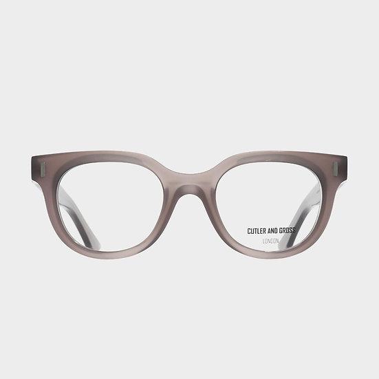Cutler and Gross-1304-grau transparent