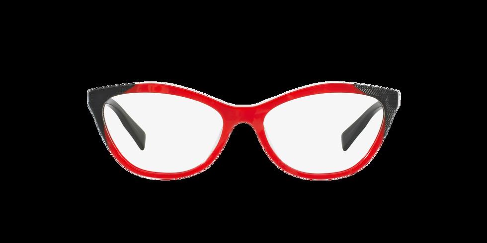 Alain Mikli-3067-rot schwarz