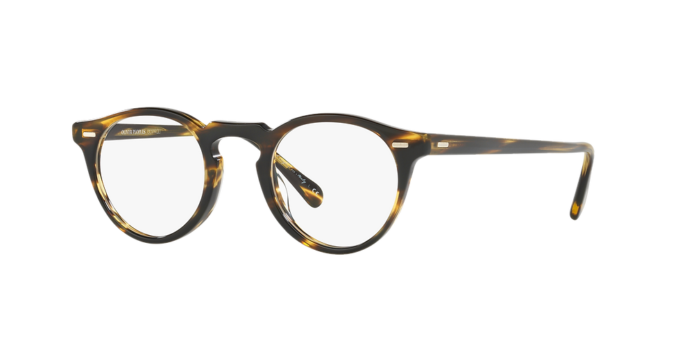 Oliver Peoples-Gregory Peck-Brown