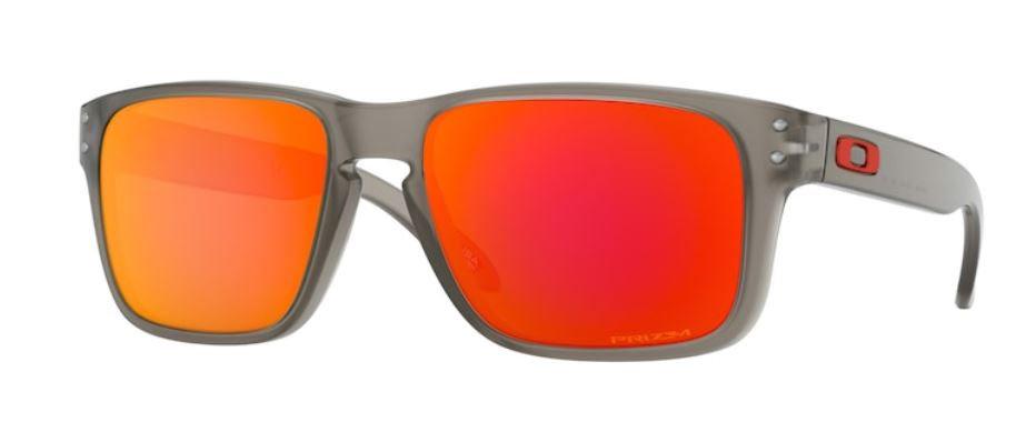 Oakley-Holbrook XS-grau transparent