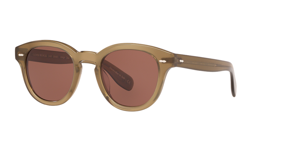Oliver Peoples-Cary Grant-Light Brown