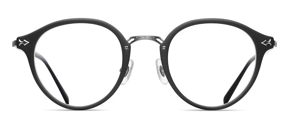 Matsuda-2029-Black Silver