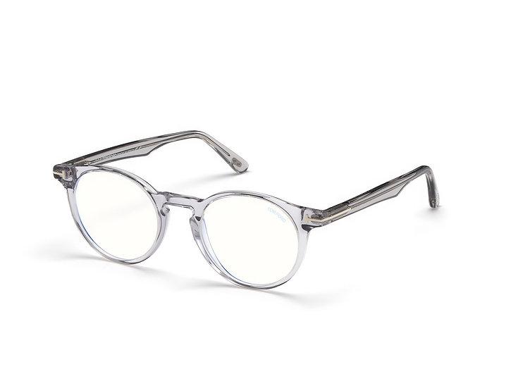 Tom Ford-5557-grau transparent