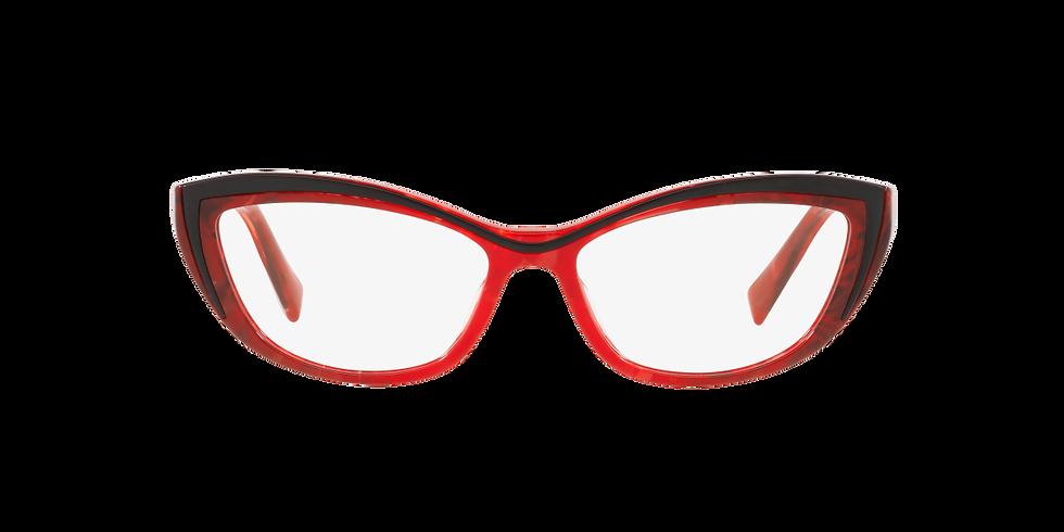 Alain Mikli-3092-schwarz rot