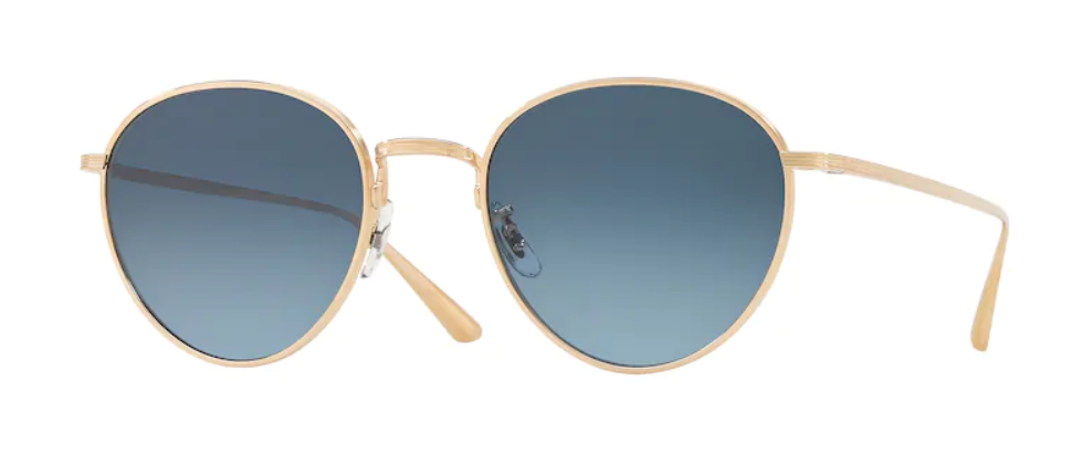 Oliver Peoples-Brownstone 2-gold