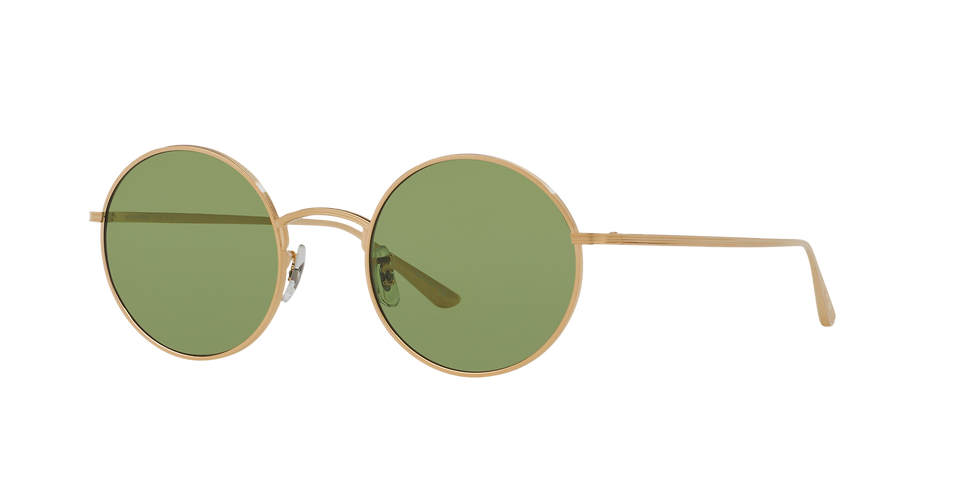 Oliver Peoples-After Midnight-Gold