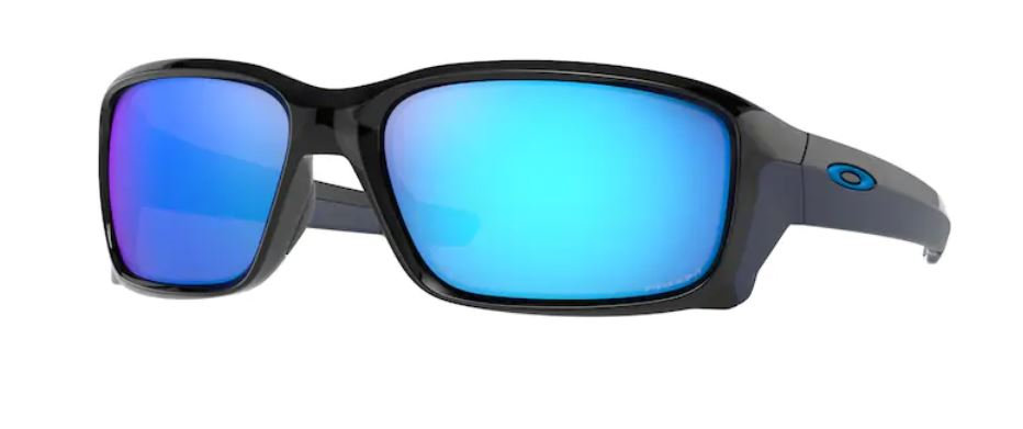 Oakley-Straightlink-schwarz blau