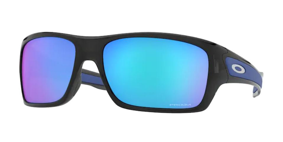 Oakley-Turbine-schwarz blau