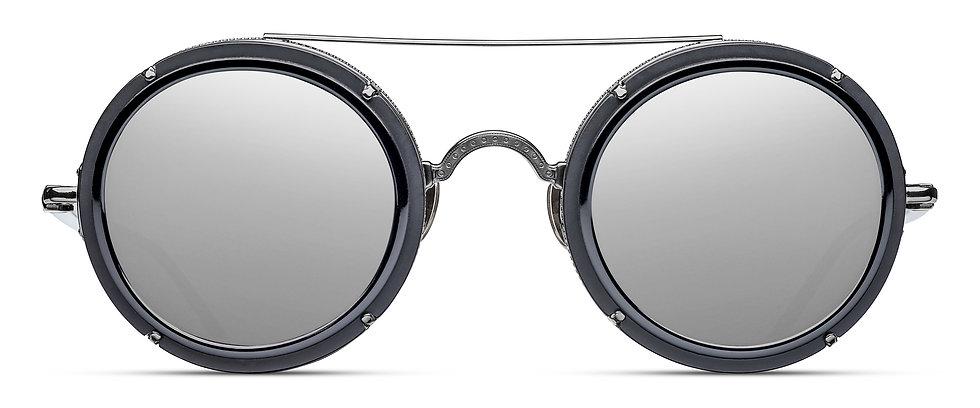 Matsuda-3080-Black Silver
