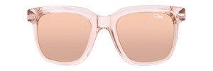 Cazal-8501-rose transparent