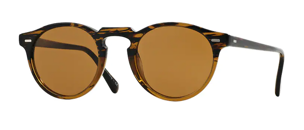 Oliver Peoples-Gregory Peck-braun