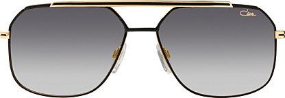 Cazal-9081-gold schwarz