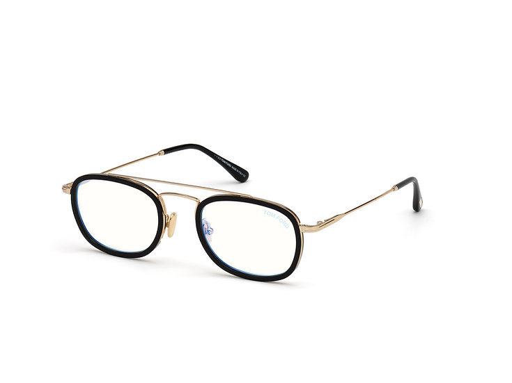 Tom Ford-5677-schwarz gold