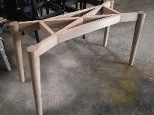 X-Lay Wooden Table Base