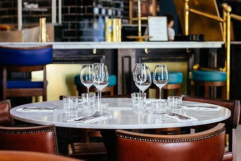 Quartz Dining Table Top (Round Version.)