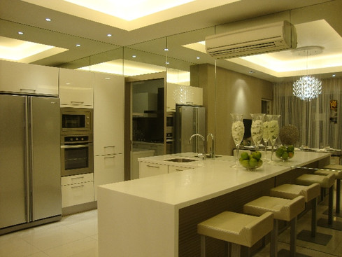 Lion -Dry Kitchen - using Arylic door pa