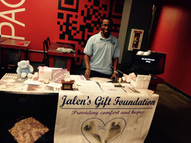 Jalen's Gift Foundation Attends 2014 Women's Health Symposium Sponsored by March of Dimes