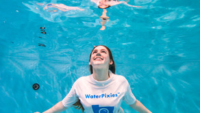 Water Pixies' New Member; Erin!